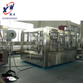 beer glass bottle making and filling machine