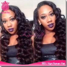 2016 cheap natural loose wave 100% remy indian human hair weave, virgin indian hair from india