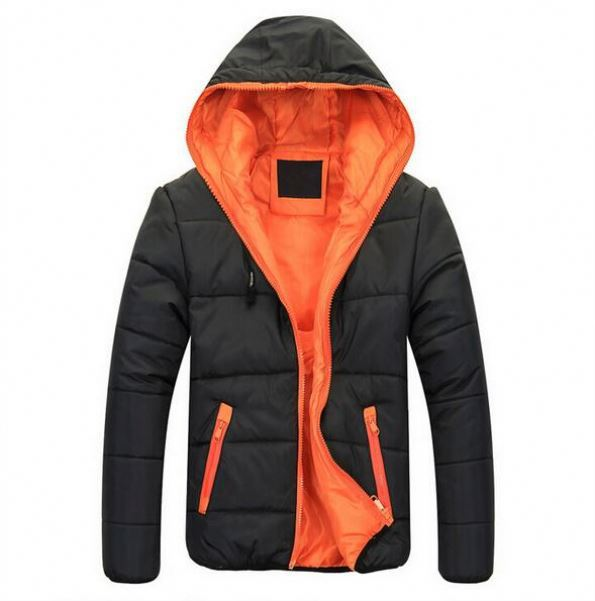 Custom Heated Down Jacket Mens Cotton Quilted Heated Jacket Heated Puffer Mens Jacket Wholesale