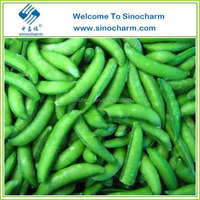 Wholesale IQF Fresh Sugar Snap pea from China