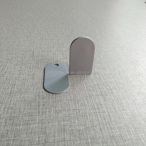 Ultra Thin iBeacon Waterproof IP67 Ble Eddystone Sticker With Accelerometer