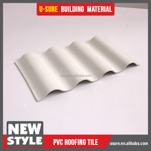 pvc roofing rolls / latest technology pavilion roofing material / 3d tile roofing sheet price