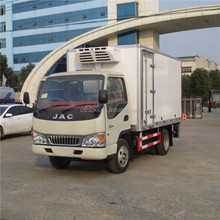 Fashionable classical refrigerated unit truck