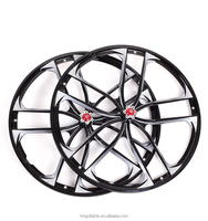 26 Magnesium Alloy 5 spoke bicycle wheel
