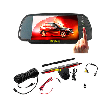 "Vehicle Camera 7"" Bus Monitor Sprinter Van Car Rearview System"