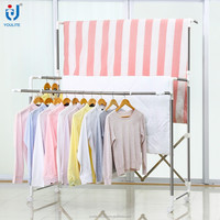 Multi Bar Extendable Garden Clothing Rack