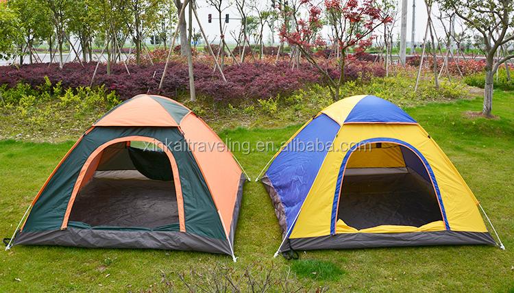 Gemakkelijk vouwen goedkope pop up camping tent tenten product id 60519061040 - Tent paraplu ...
