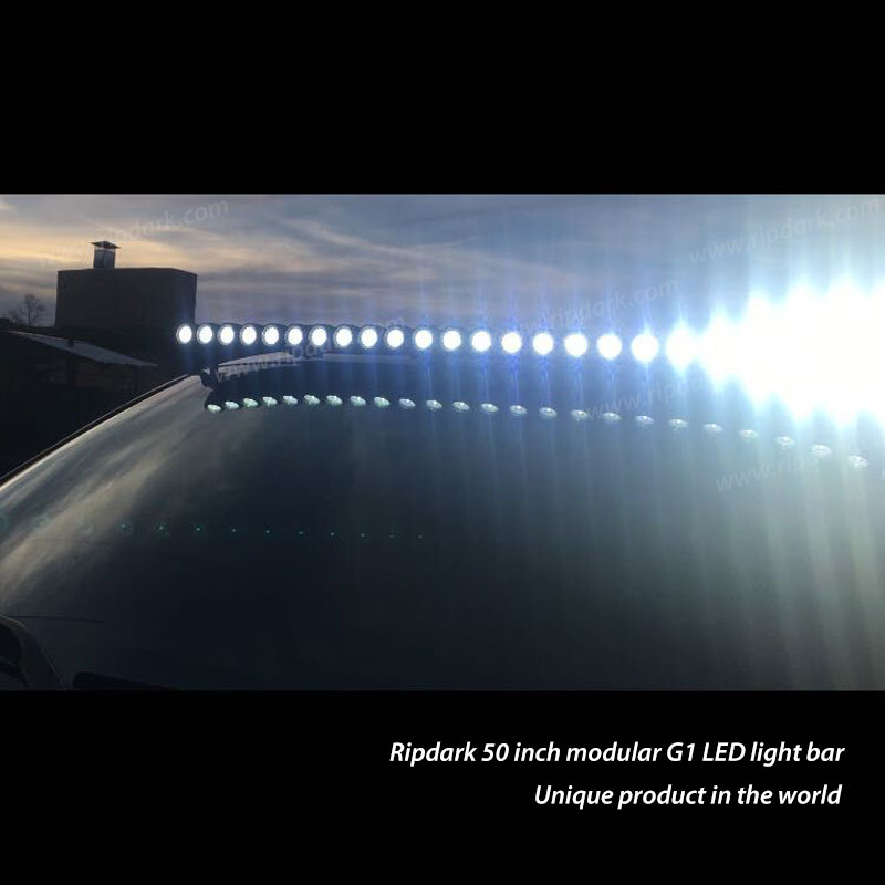 New products 2015 cheap china motorcycle diy off road trailer, semi-truck trailer LED light bars