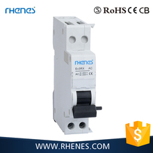 Useful and economic electrical miniature circuit breaker accessories, new type mcb, elcb residual current circuit breaker