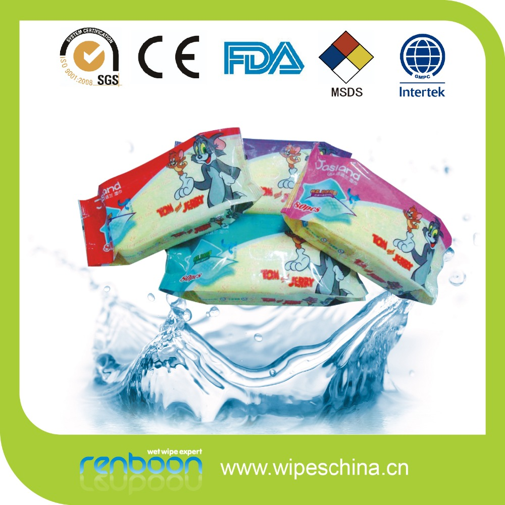 Hot sell hangzhou antiseptic pet cleaning wet wipes dog love dog care wet wipes