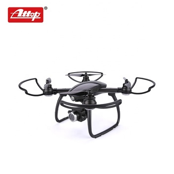 ATTOP  smart double GPS follow me drone with hd camera 1080P