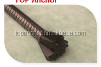 reinforcement T76N self drilling hollow grouting rock anchor bolt