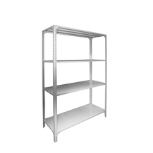 Superior quality warehouse metal home goods shelf