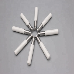 Good sele white zirconia ceramic plunger