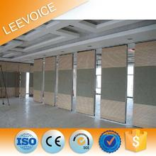 2017 office building material partition wall panels movable parttion