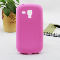 Silicone soft waterproof case for samsung galaxy s3 mini i8190