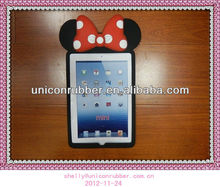 Hot sale Mickey mouse Silicon Case for Mini Tablet