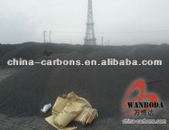 High Carbon Gas Calcined Anthracite Coal/Carbon Additive--Wanboda Brand