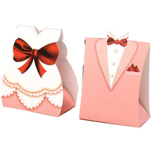 wedding candy paper bag