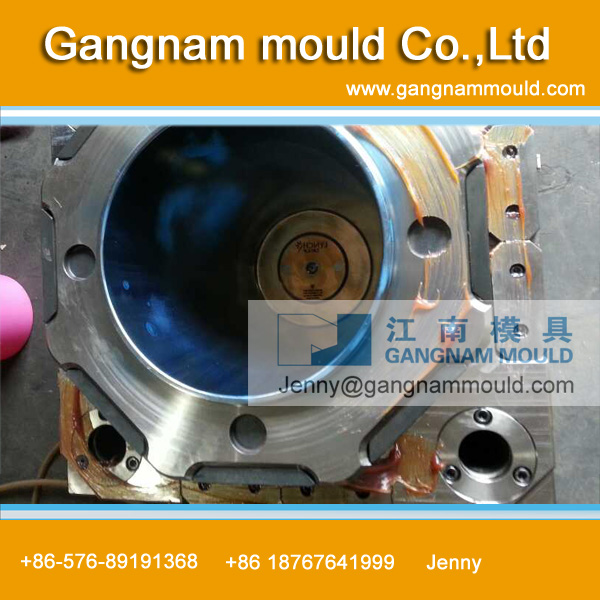 7-1017 30L or 20L or 10L Plastic Paint Bucket Injection Mould