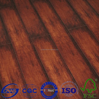 Red sandalwood wood laminate flooring CHINA BRAND COMPANY