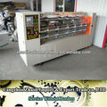 corrugated cardboard partition and creasing thin knife machine