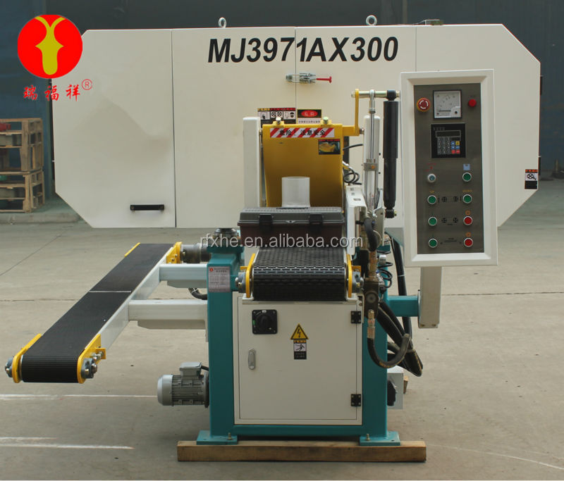 MJ3971AX300 15kw Portable Wood Cutting Machine CNC Balsa Wood Cutting Machine