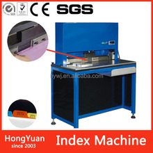 ce certificated Index Tab book binding Punching equipment