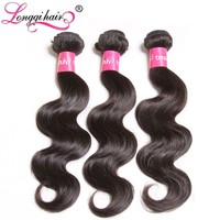 Gray Human Hair Wigs Chaoba Hair&Professional Hair Products&Unprocessed 6A Peruvian Virgin Hair Body Wave Wavy