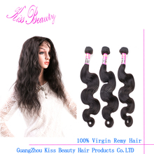 Quality first! noble human hair weave with a big discount