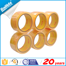 trade manager high performance crystal printed opp decorative vinyl tape