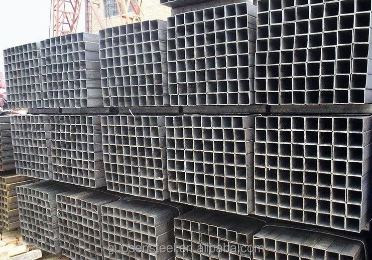 steel tubes with free sample construction material weled pipe/carbon steel welded steel pipe/SS400 hot rolled welded pipe