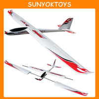 Phoenix Evolution 2.6m-1.6m exchangeable 2in1 RC Glider Brushless RTF,Giant Scale RC Airplane