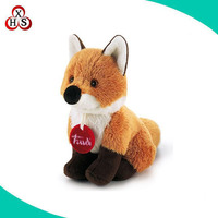 2016 customized cute soft voice recording speaking plush animal toy