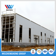 China Wholesale Pre Engineering Residential Building Steel Structure Shed