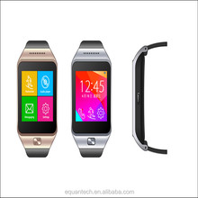 touch screen sync phone watch with TF card QWERTY keyboard