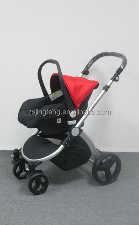 Updated Style Competitive Price 600D Fabric Europe Standard Baby Stroller 3 in 1 With EN1888 Certification