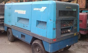 Used Airman PDS655S Air Compressor