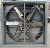Hotsale ventilation fan in china for poultry house/greenhouse/workshop