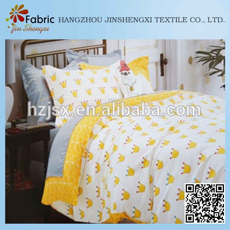 Wholesale popular mattress korean cotton fabric
