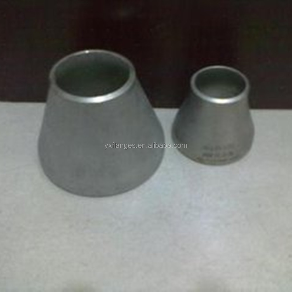 seamless butt weld pipe fitting concentric/eccentric reducer