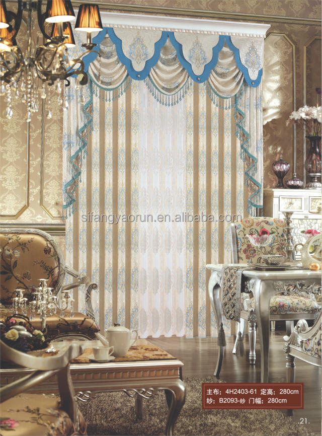 Custom window drapes grommet cafe curtains