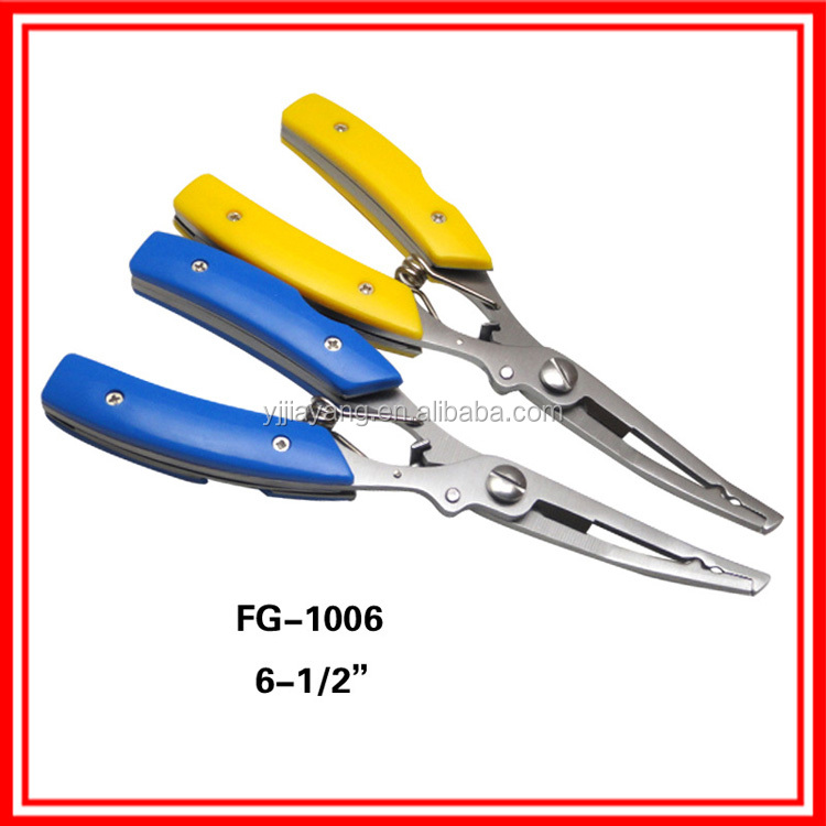 Factory direct sale crimping fishing plier