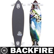 Backfire 2013 drop deck sector Cruiser Longboard Professional Leading Manufacturer