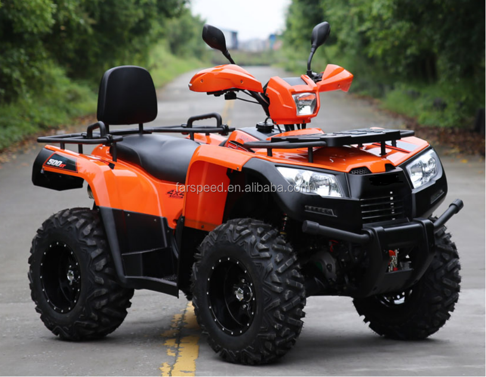 2016 New EEC 500cc 4x4 ATV
