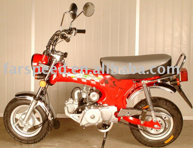 Mini motorcycles (FPM50-CM)