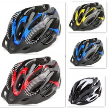 unique bicycle accessorie mixture color cycling helmet city bicycle helmets