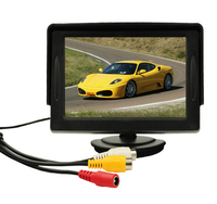 Tested Working dc powered mini lcd monitor