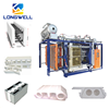 Longwell Hot Sale High Quality CE Certification EPS Plastic ICF Machine