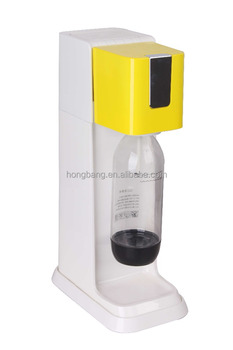 2016 high quality with CO2 gas cylider soda maker